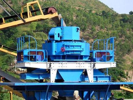 煤矸石制砂机